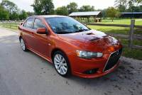 2009 Mitsubishi Lancer Ralliart AWD 4dr Sedan
