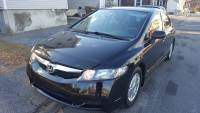 2009 Honda Civic DX-VP 4dr Sedan 5M