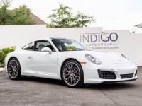 2017 Porsche 911 Carrera Coupe Coupe