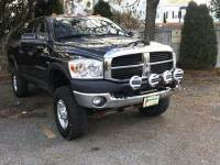 2009 Dodge Ram Pickup 2500 4x4 Power Wagon 4dr Quad Cab 6.3 ft. SB w/Supplemental Side Curtain Airbags