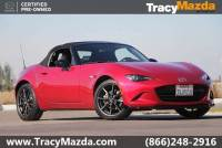Certified Pre-Owned 2016 Mazda MX-5 Miata Club 6-Speed RWD 2D Convertible