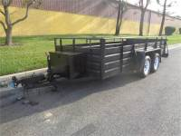 utility trailer 6 x 14