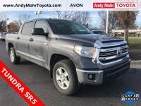 Pre-Owned 2016 Toyota Tundra SR5 4WD 4D CrewMax