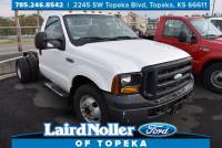 Pre-Owned 2006 Ford F-350SD XL RWD 2D Standard Cab