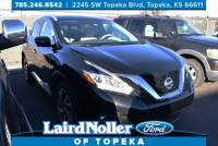 Pre-Owned 2015 Nissan Murano Platinum FWD 4D Sport Utility