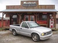 1996 Chevrolet S-10 2dr LS Standard Cab SB