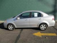 2008 Chevrolet Aveo LS 4dr Sedan