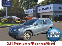 2015 Subaru Outback 2.5i Premium w/Moonroof/Navi/Eyesight SUV