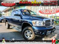 2007 Dodge Ram 3500 Laramie Turbo Diesel 1 Ton Pickup Truck