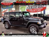 2015 Jeep Wrangler Rubicon 3.6L V6 small SUV 4x4