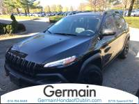 Used 2014 Jeep Cherokee Trailhawk For Sale Dublin OH | Stock# H180077B