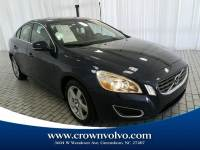 Used 2012 Volvo S60 T5 For Sale | Greensboro NC | C2138183