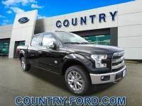 2017 Ford F-150 4x4 King Ranch 4dr SuperCrew 5.5 ft. SB