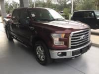 2015 Ford F-150 Truck SuperCrew Cab V-6 cyl