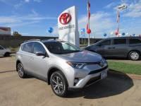 2017 Toyota RAV4 XLE 4dr SUV