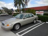 2000 Mercury Grand Marquis GS 4dr Sedan