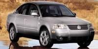 2004 Volkswagen Passat GLX 4dr Sedan V6