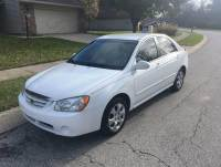2006 Kia Spectra SX 4dr Sedan w/manual