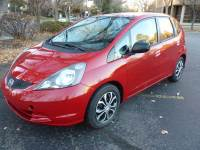 2009 Honda Fit 4dr Hatchback 5A