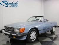 1988 Mercedes-Benz 560SL $19,995