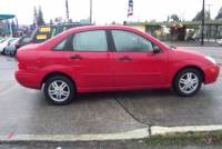 2000 Ford Focus SE 4dr Sedan