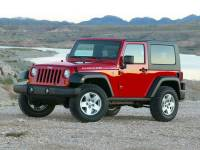 PRE-OWNED 2009 JEEP WRANGLER SAHARA 4WD