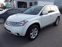 2007 Nissan Murano AWD S 4dr SUV