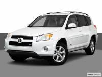 2010 Toyota RAV4 Ltd FWD 4-cyl 4-Spd AT (Natl) FWD