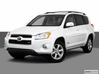 2010 Toyota RAV4 Ltd FWD 4-cyl 4-Spd AT (Natl) FWD