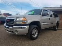 2007 GMC Sierra 2500HD Classic SLE2 4dr Extended Cab 4WD SB