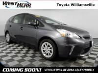 2014 Toyota Prius v Three Wagon
