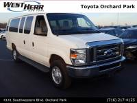2014 Ford E-350 Super Duty XLT Wagon Extended Wagon