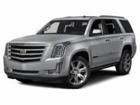 Used 2017 CADILLAC ESCALADE Premium Luxury SUV in Johnston