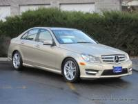 2012 Mercedes-Benz C-Class C 300 4MATIC Sedan