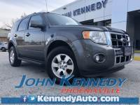 Used 2012 Ford Escape Limited SUV Duratec I4 For Sale Phoenixville, PA