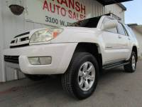 2003 Toyota 4Runner Sport Edition 4WD 4dr SUV