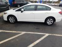 Certified 2015 Honda Civic LX Sedan in Akron OH