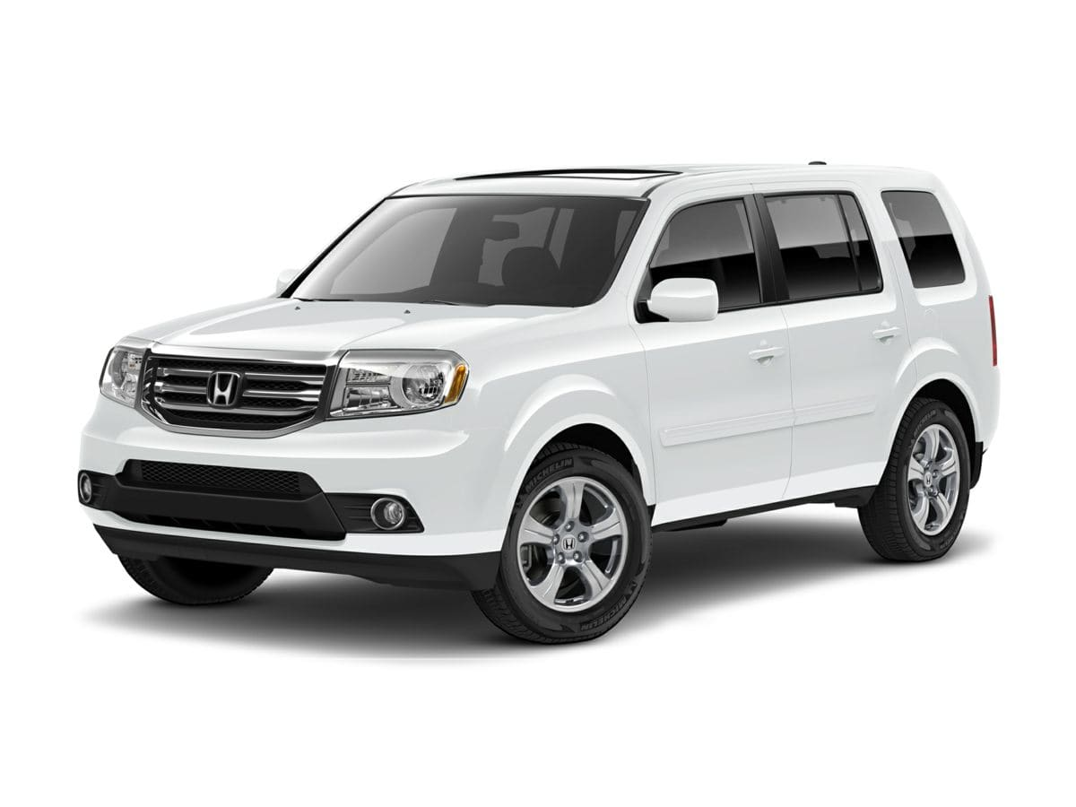 Certified Pre-Owned 2012 Honda Pilot EX-L 4WD SUV in Chesapeake, VA, near Virginia Beach