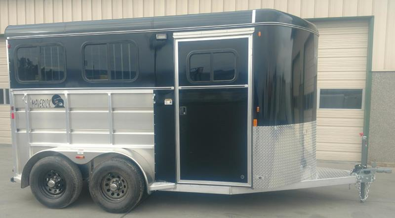 2018 MAVERICK MAVEL2HD 2 Horse Trailer