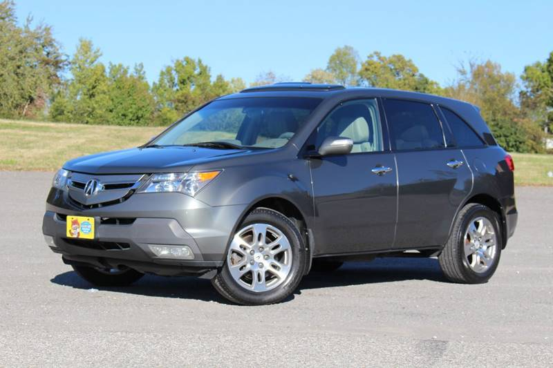 2007 Acura MDX SH-AWD 4dr SUV w/Technology and Entertainment Package