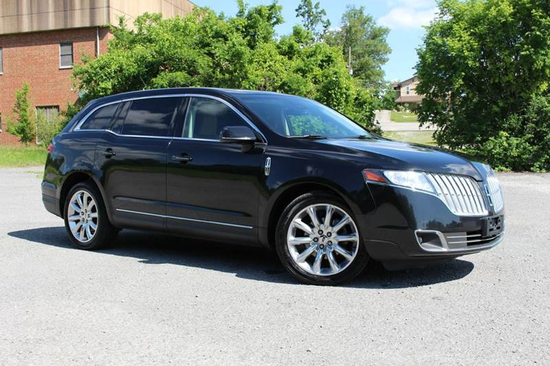 2010 Lincoln MKT Base AWD 4dr Crossover