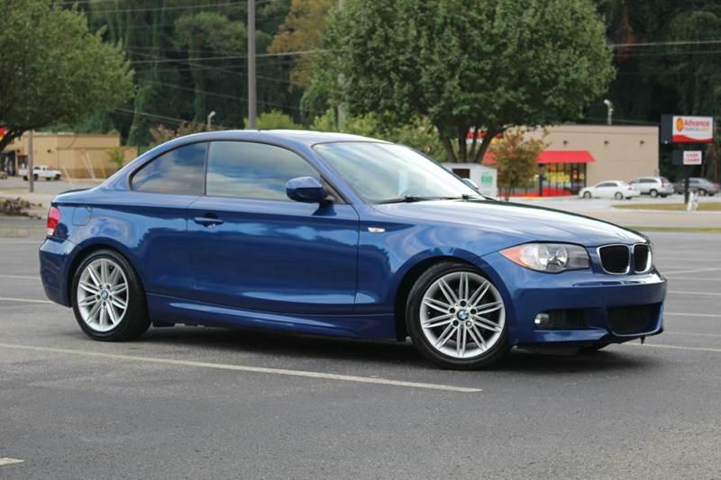 2011 BMW 1 Series 128i 2dr Coupe M PKG