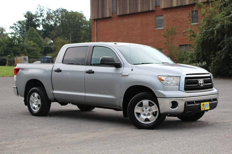 2012 Toyota Tundra SR5 4x4 4DR Crew Max Pickup LB (5.7L V8 FFV)