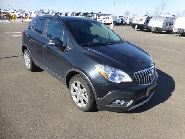 Pre-Owned 2015 Buick Encore Leather AWD