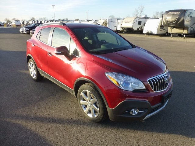 Pre-Owned 2015 Buick Encore Leather FWD 4D Sport Utility
