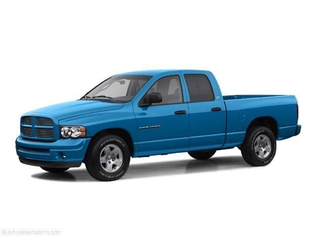 Photo Used 2002 Dodge Ram 1500 Truck Quad Cab For Sale in Fort Worth TX