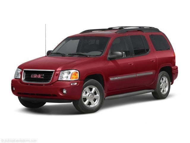 Photo Used 2004 GMC Envoy XL SUV For Sale in Fort Worth TX