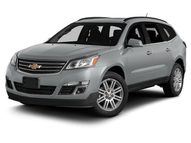Used 2014 Chevrolet Traverse LT w/1LT SUV For Sale in Omaha