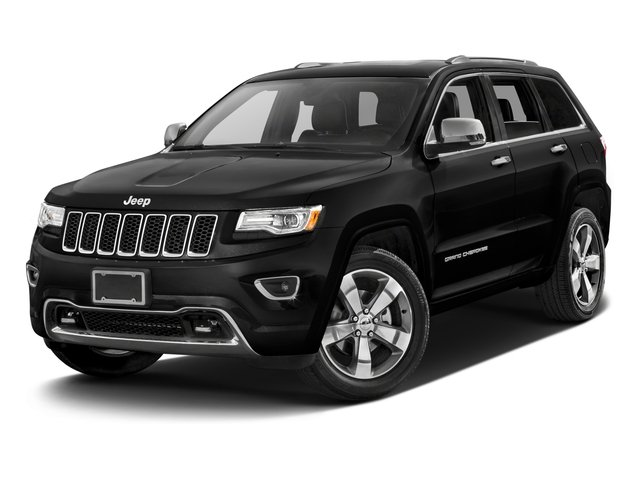 CERTIFIED PRE-OWNED 2016 JEEP GRAND CHEROKEE HIGH ALTITUDE 4WD
