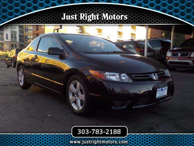 2006 Honda Civic EX coupe